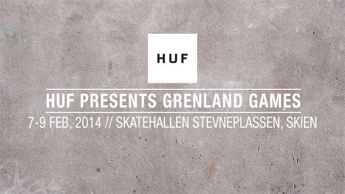 Illustrasjon av HUF Grenland Games