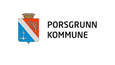 sponsorlogo porsgrunn kommune