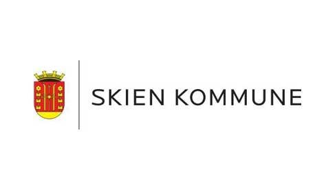 sponsorlogo skien kommune